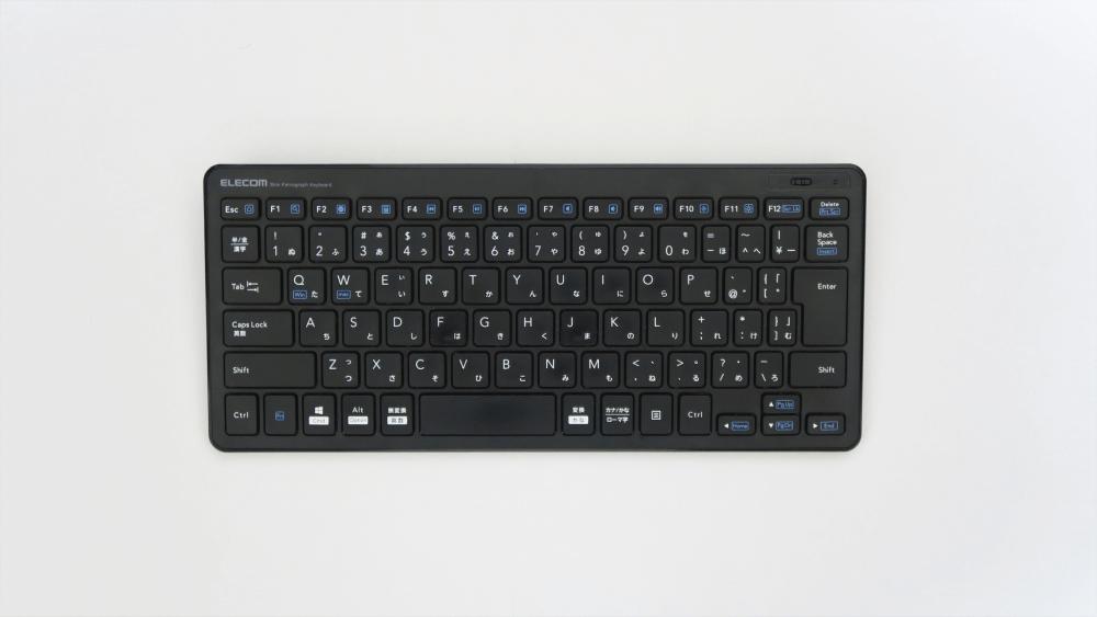 ELECOM パンタグラフワイヤレスキーボード