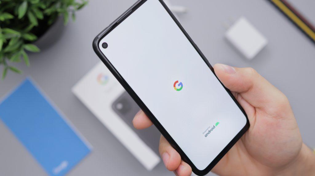 Pixelスマートフォン